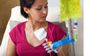 химиотерапия при раке яичников фото