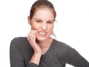 Осложнения после рака щеки