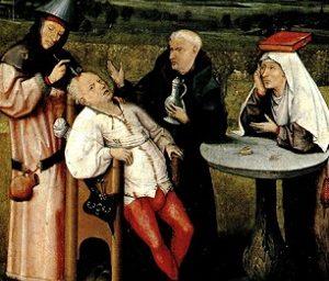 В Средневековье люди тоже страдали от онкологии